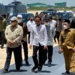 Presiden Jokowi ke Jatim, Groundbreaking Pembangunan PT Smelter Gresik